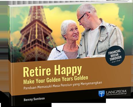 Retire Happy - Make Your Golden Years Golden (ebook)