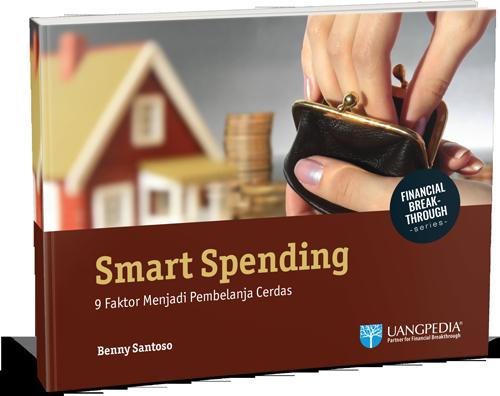 Smart Spending - 9 Faktor Menjadi Pembelanja Cerdas